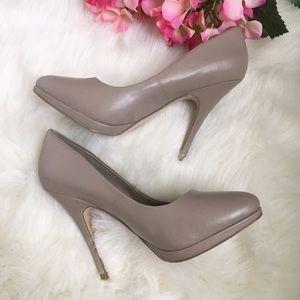 ALDO heels (neutral shade)